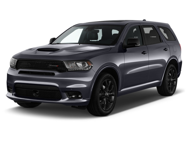 2019 Dodge Durango R/T RWD Angular Front Exterior View