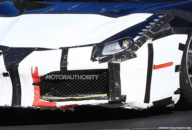 2019 Ferrari 488 'GTO' spy shots - Image via S. Baldauf/SB-Medien