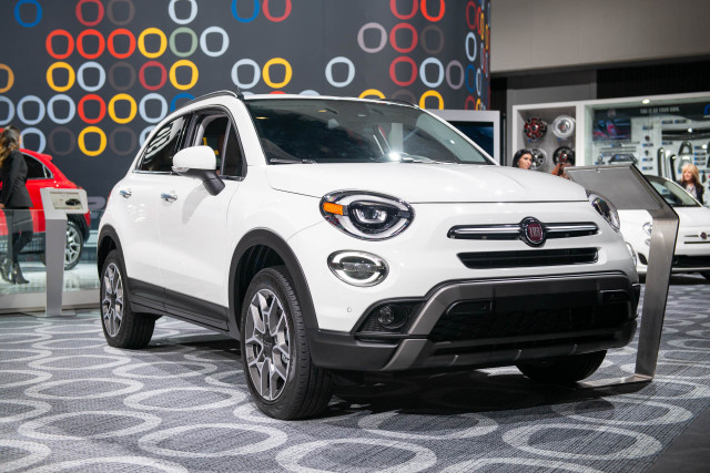 2019 Fiat 500x Crossover Sports New Engine New Nose