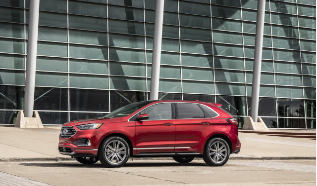 Locate Ford Edge Listings Near You