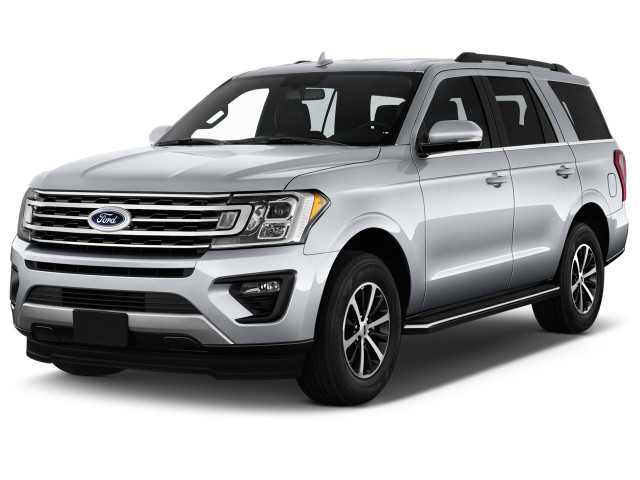 2019 Ford Expedition XLT 4x2 Angular Front Exterior View