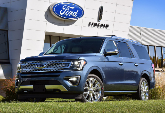 Ford Expedition, Lincoln Navigator SUVs recalled over second-row seat fastener