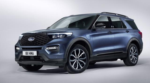 2019 Ford Explorer Plug-In Hybrid