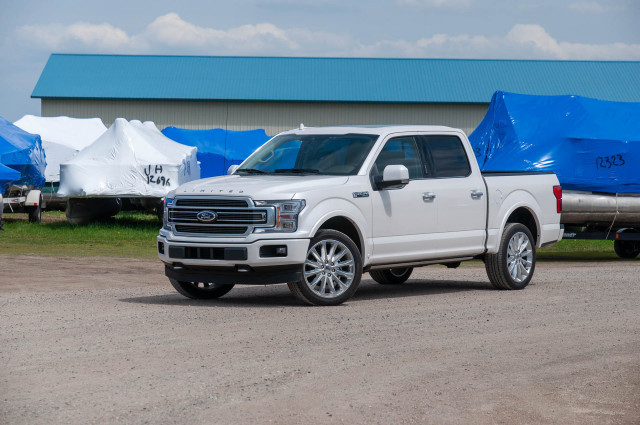 Review update: 2019 Ford F-150 Limited shows great power comes with great thirst