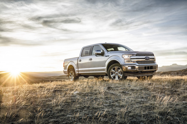 Ford F-Series models recalled again over engine block heater fire risk