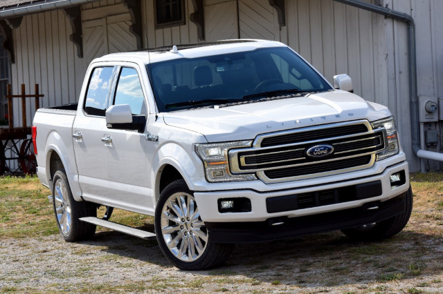 2018-2020 Ford F-Series trucks recalled for battery cable, headlight issues
