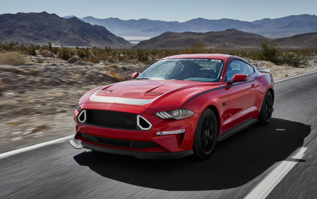 2019 Series 1 Mustang RTR Powered by Ford Performance