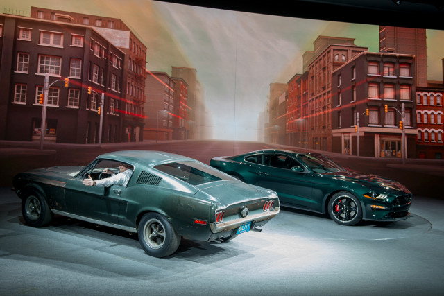 50th Anniversary 2019 Ford Mustang Bullitt Cranks Out 475