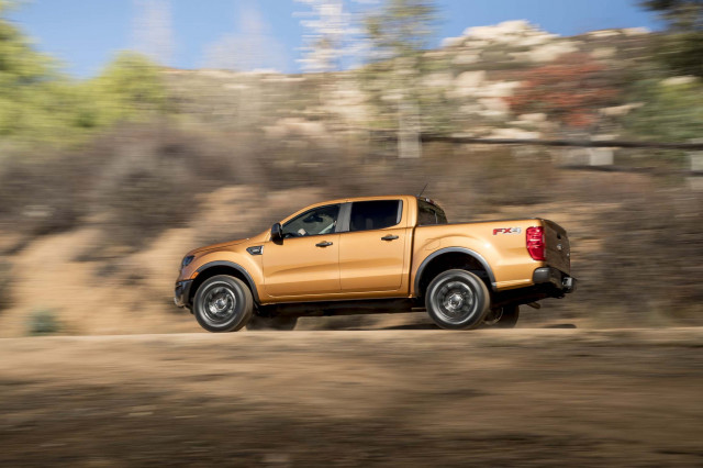 2019 Toyota Tacoma vs. 2019 Ford Ranger: Compare Trucks