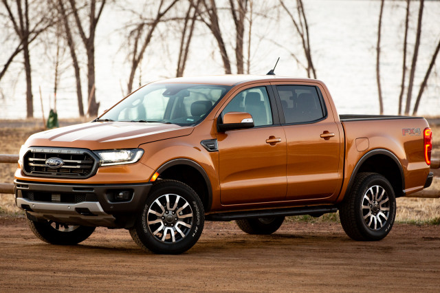2019 Ford Ranger recalled for transmission fault, rollaway risk