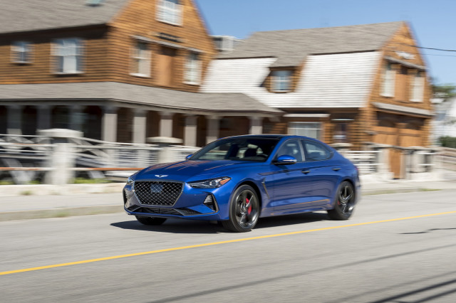 2019 Genesis G70 undercuts Germans, costs $35,895
