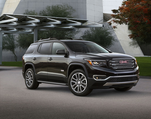 2019 GMC Acadia Review, Ratings, Specs, Prices, and Photos ...