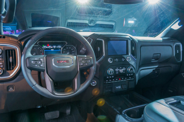 2019 Gmc Sierra 1500 At4 The Beast Mode Pickup Truck
