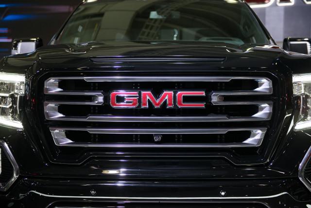 2019 GMC Sierra 1500 AT4, 2018 New York auto show