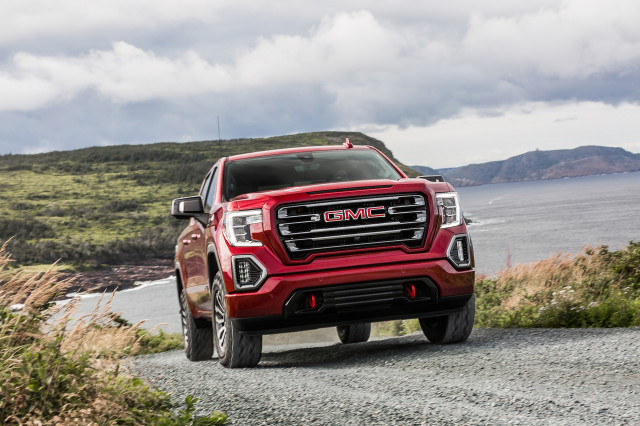 2019 GMC Sierra 1500 first drive review: A few steps forward, a few steps back