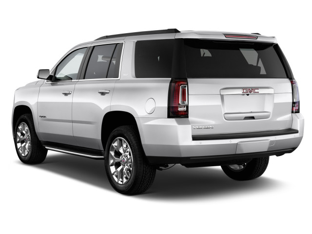 Like Gm S Other Full Size Sport Utes The Gmc Yukon Entered A New Generation For 2017 Model Year Its First Major Rework Since 2007