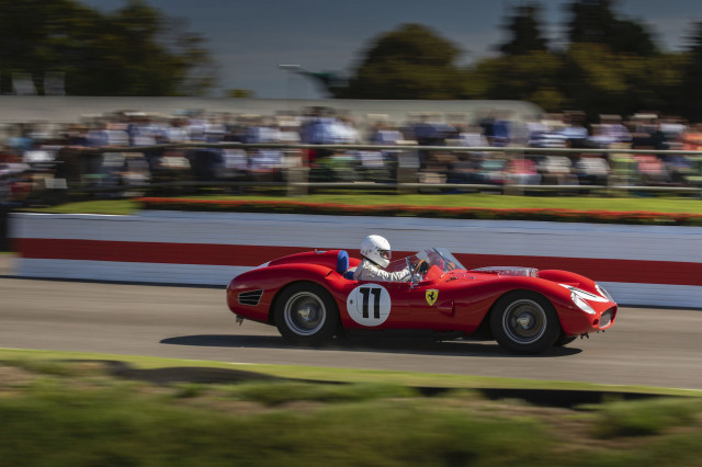 2019 Goodwood Revival