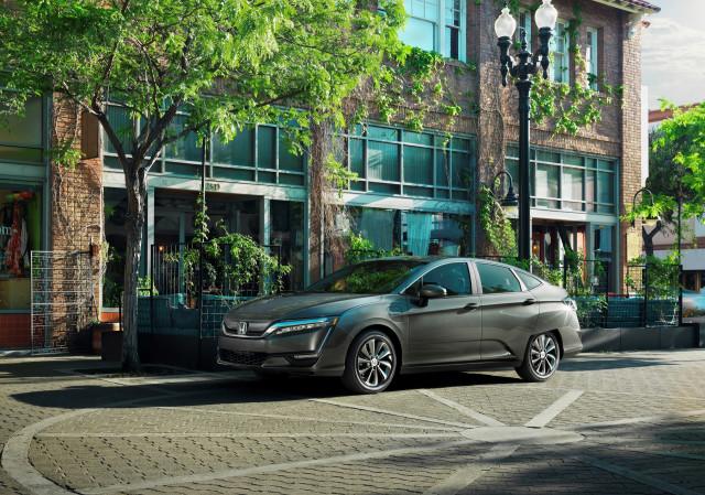 2019 Honda Clarity Electric