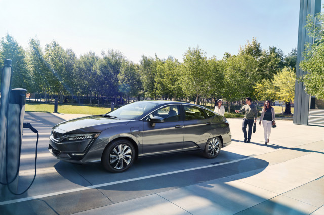 2019 Honda Clarity Electric