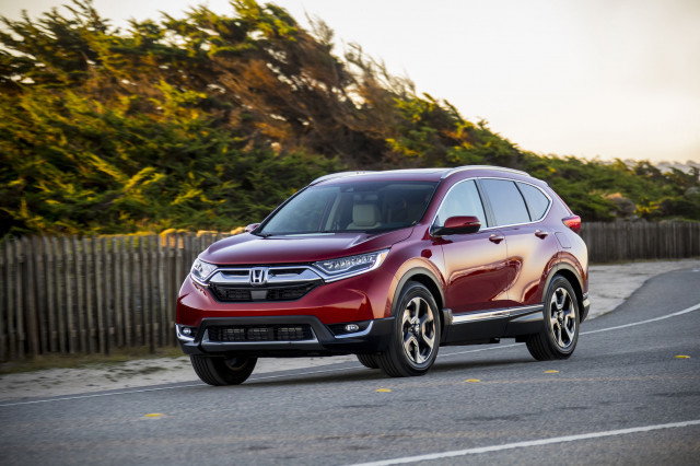 2019 Honda CR-V Review, Ratings, Specs, Prices, and Photos ...