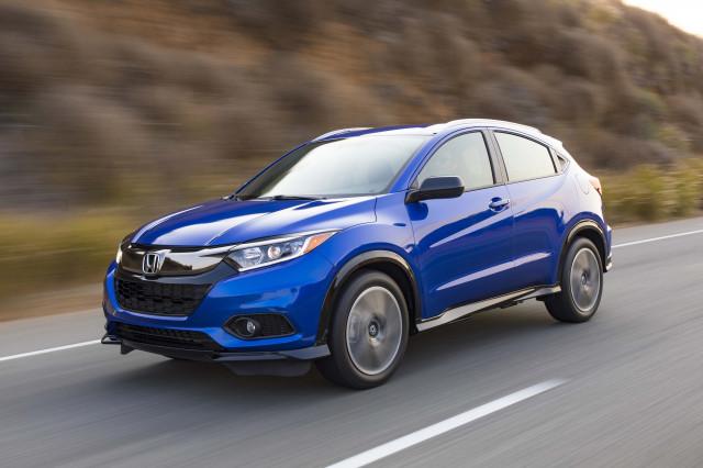 2019 Honda HR-V