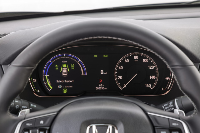 MPG Expected For 2019 Honda Insight