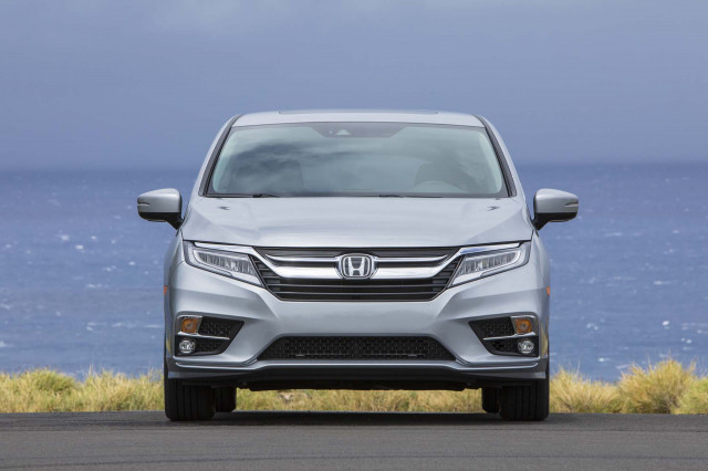 51K Honda Odyssey minivans recalled over rollaway risk