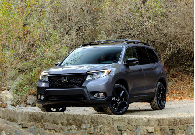 2019 Honda Passport crossover SUV: Five seats, $33,035 to start