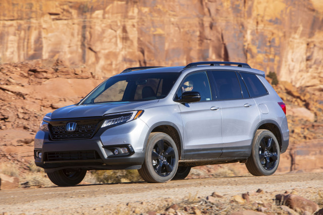 2019 Honda Passport first drive: Five seats, just right
