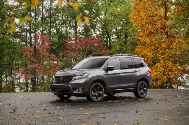 Honda Passport: Best Car To Buy 2020 Nominee