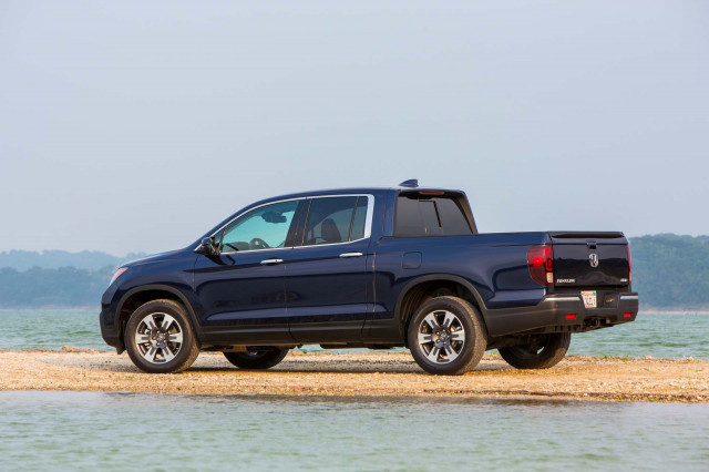 Honda Ridgeline Recalled For Fuel Pump That May When Exposed To Car Wash Soap