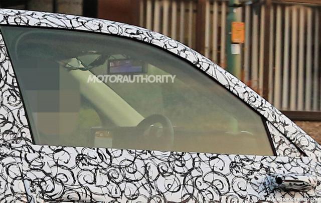 2019 Honda Urban EV spy shots - Image via S. Baldauf/SB-Medien