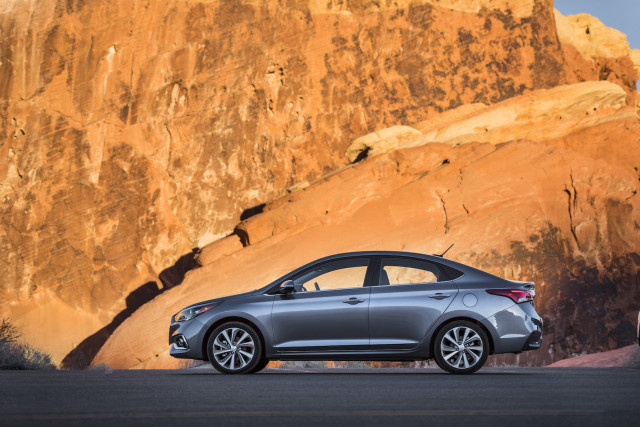 New And Used Hyundai Accent Prices Photos Reviews Specs The