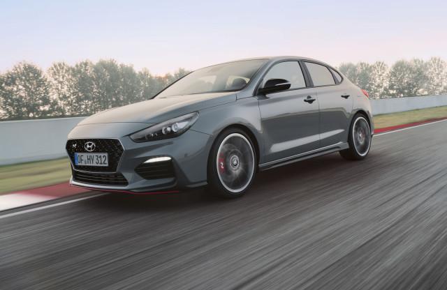 2019 Hyundai i30 Fastback N