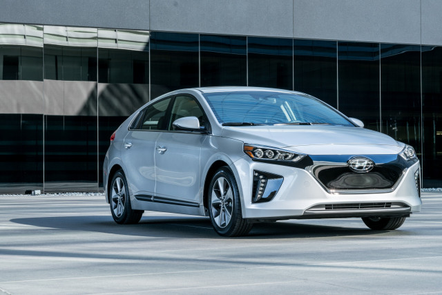 Hyundai Ioniq recalled over electrical fault