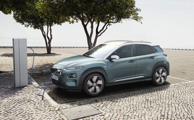 Hyundai Kona Electric gets 250-mile range rating in the US