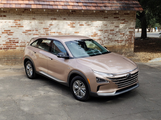 2019 Hyundai Nexo: first drive of 380-mile fuel-cell crossover utility