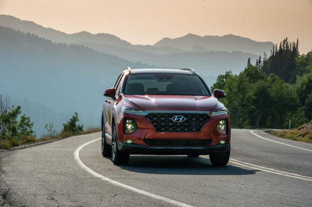 Hyundai Santa Fe: Best Car To Buy 2019 nominee