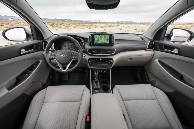 2019 Hyundai Tucson Preview >> 2019 Hyundai Tucson: sharper, safer, and now without a turbo