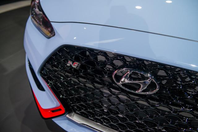 2019 Hyundai Veloster N, 2018 Detroit auto show