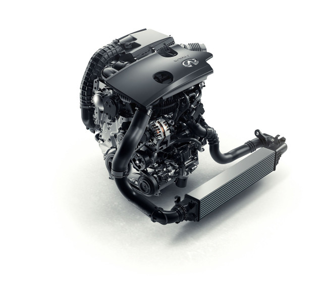 Infiniti QX50 packs world's first variable compression engine