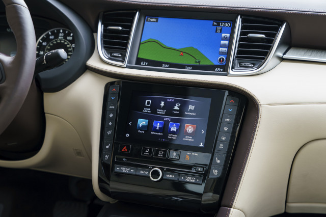 Nissan, Infiniti, Mitsubishi to switch to Android-powered infotainment system for next generation