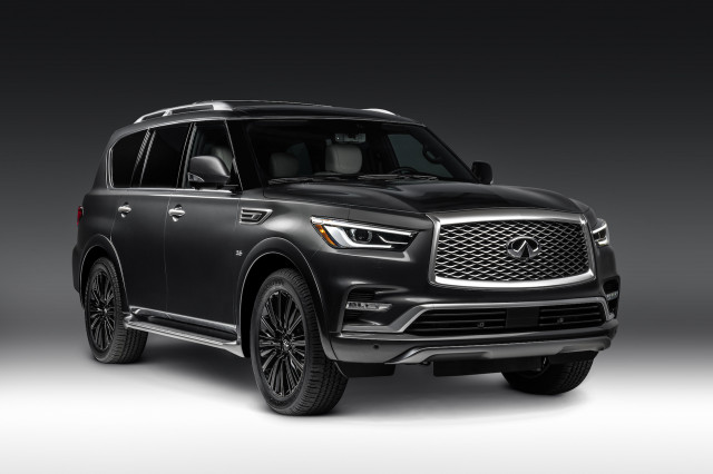 Infiniti Qx80 For Sale >> Infiniti Qx80 For Sale The Car Connection