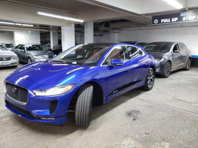 2019 Jaguar I-Pace, 3-day test drive
