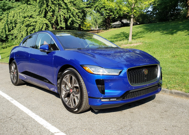 2019 Jaguar I Pace 3 Day Test Drive