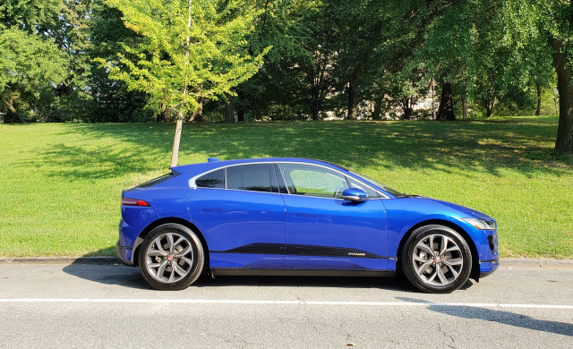 2019 Jaguar I-Pace, 3-day test drive