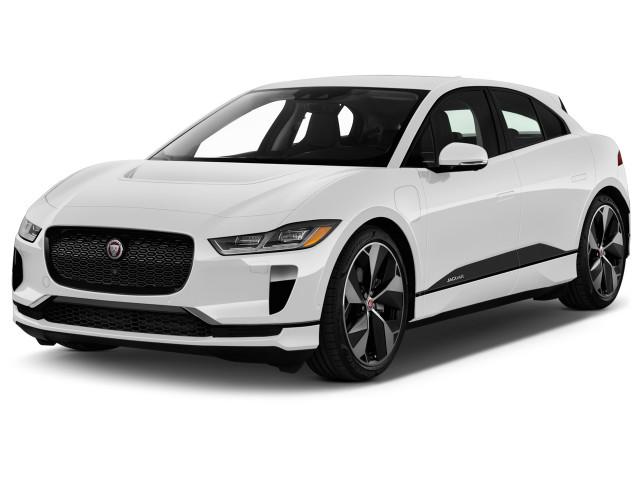 2019 Jaguar I-Pace SE AWD Angular Front Exterior View