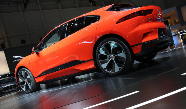 2019 Jaguar I-Pace: