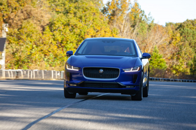 Finalist For Green Car Reports Best Car To Buy 2019 Jaguar I Pace