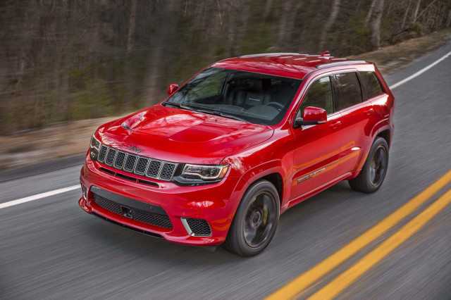 2019 Jeep Grand Cherokee Vs 2019 Chevrolet Blazer Compare